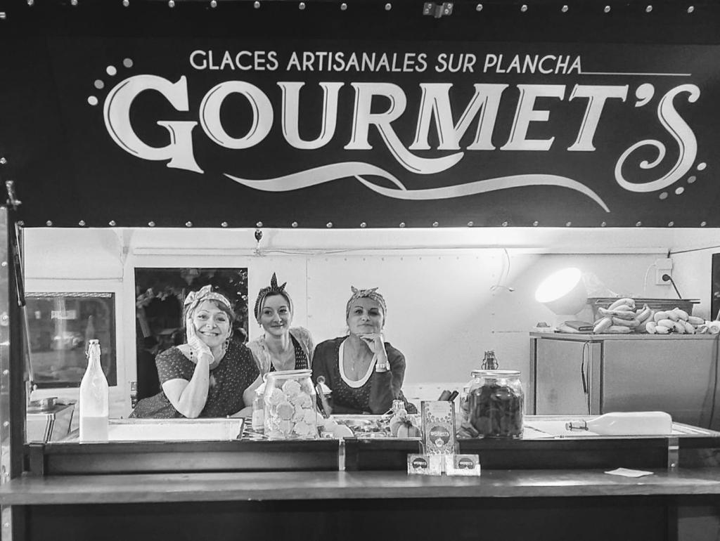 Zaza et ses Gourmet's Girls